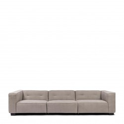 Hampton Heights Sofa XL washed cotton ash grey / Rivièra Maison