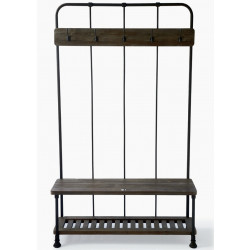 Hampton High School Coat Rack / Rivièra Maison