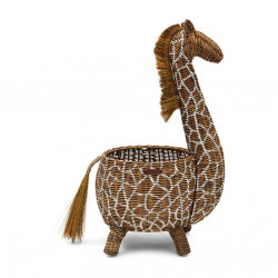 Happy Giraffe Basket / Rivièra Maison