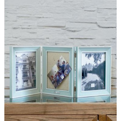 Happy Memories Triple Photo Frame / Rivièra Maison