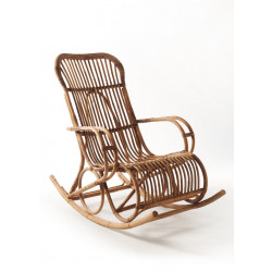 Hennesy Rocking Chair / Rivièra Maison-1