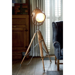 Hollywood Studio Floor Lamp / Rivièra Maison