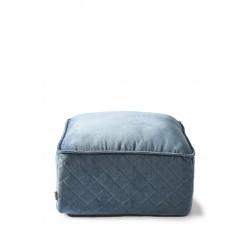 Huntington Pouf velvet indigo / Rivièra Maison