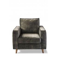 Kendall Armchair velvet ivy / Rivièra Maison