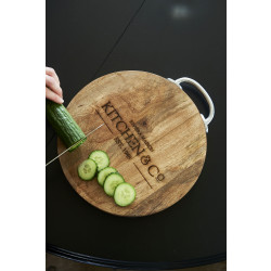 Kitchen & Co Butcher Chopping Board / Rivièra Maison