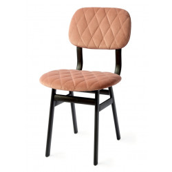La Brera Dining Chair Velvet Blush / Rivièra Maison