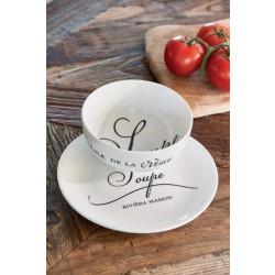 Lets Have Soup Set / Rivièra Maison