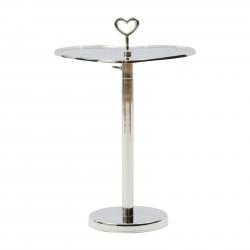 Lovely Heart Adjustable End Table / Rivièra Maison