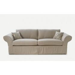 Nelson Bay Sofa 3,5 Seater Linen / Rivièra Maison