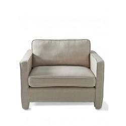Newton Love Seat Linen Flax / Rivièra Maison
