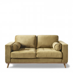 Notting Hill Sofa 2 Seater velvet windsor green / Rivièra Maison