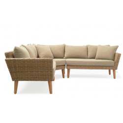 Outdoor Cornische Lounge Set 3 Stk / Rivièra Maison