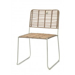 Outdoor St Barths Dining Chair / Rivièra Maison