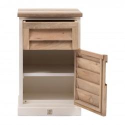 Pacifica Bed Cabinet Left / Rivièra Maison