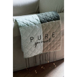 Pure Patchwork Throw 180x130 / Rivièra Maison