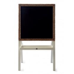 Rustic Rattan Chalkboard / Rivièra Maison