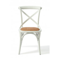 Saint Etienne Dining Chair White / Rivièra Maison