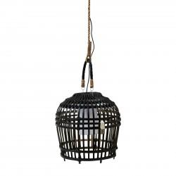 San Carlos Hanging Lamp black XS / Rivièra Maison
