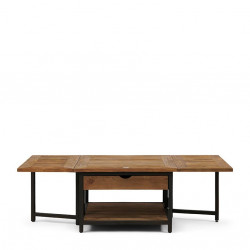Shelter Island Folding Coffee Table / Rivièra Maison