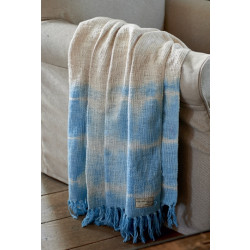 Summer Degrade Throw blue 170x130 / Rivièra Maison