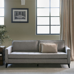 The Jake Sofa 3,5 Seater melane weave fog / Rivièra Maison