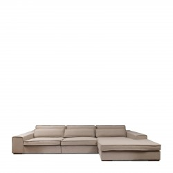 The Onassis Sofa XL celtic weave chelsea flax / Rivièra Maison