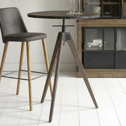 The Whyte Adjustable Bar Table / Rivièra Maison