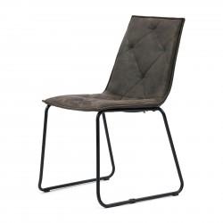 Venice Park Stackable Chair pellini espresso / Rivièra Maison