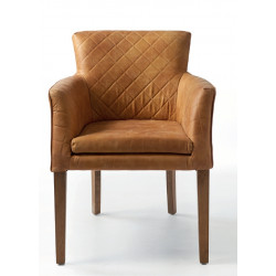 Waverly Dining Armchair pellini tan / Rivièra Maison
