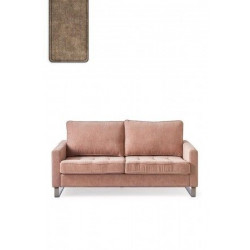 West Houston Sofa 2,5 seater, polyester-polyacryl, clay / Rivièra Maison