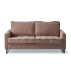 West Houston Sofa 2,5 seater, velvet, shadow / Rivièra Maison