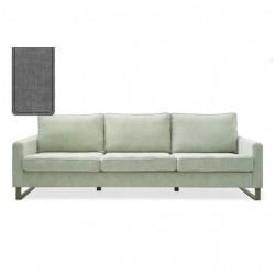 West Houston Sofa 3,5 seater washed cotton grey / Rivièra Maison