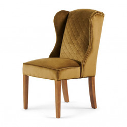 William Dining Chair velvet windsor green / Rivièra Maison