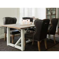 Chateau Chassigny Dining Table 220x90 / Rivièra Maison-1
