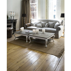 Driftwood CoffeeTable 90x90 / Rivièra Maison