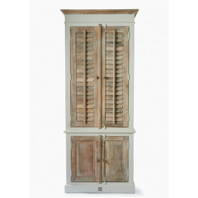 Pinellas Park Wardrobe Cabinet Single / Rivièra Maison