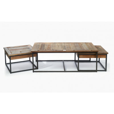 Shelter Island Coffee Table Set / Rivièra Maison