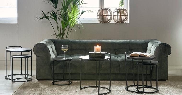 Wohnzimmermöbel von Riviera Maison